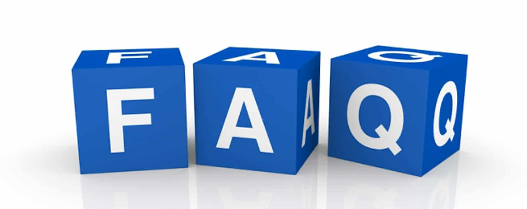 FAQ's about Reverse Mortgages